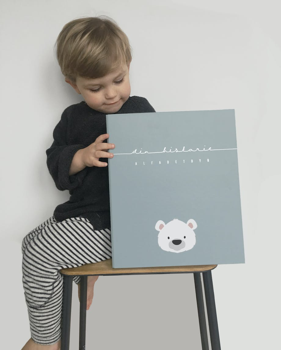 Babybog barnetsbog