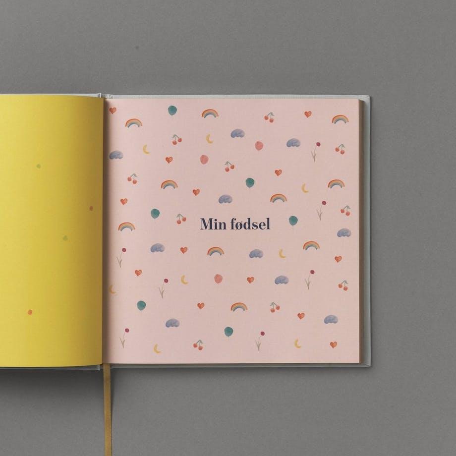 barnetsbog babybog børn