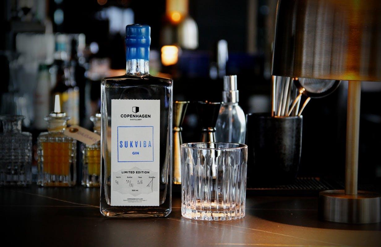 SUKAIBA Copenhagen Gin