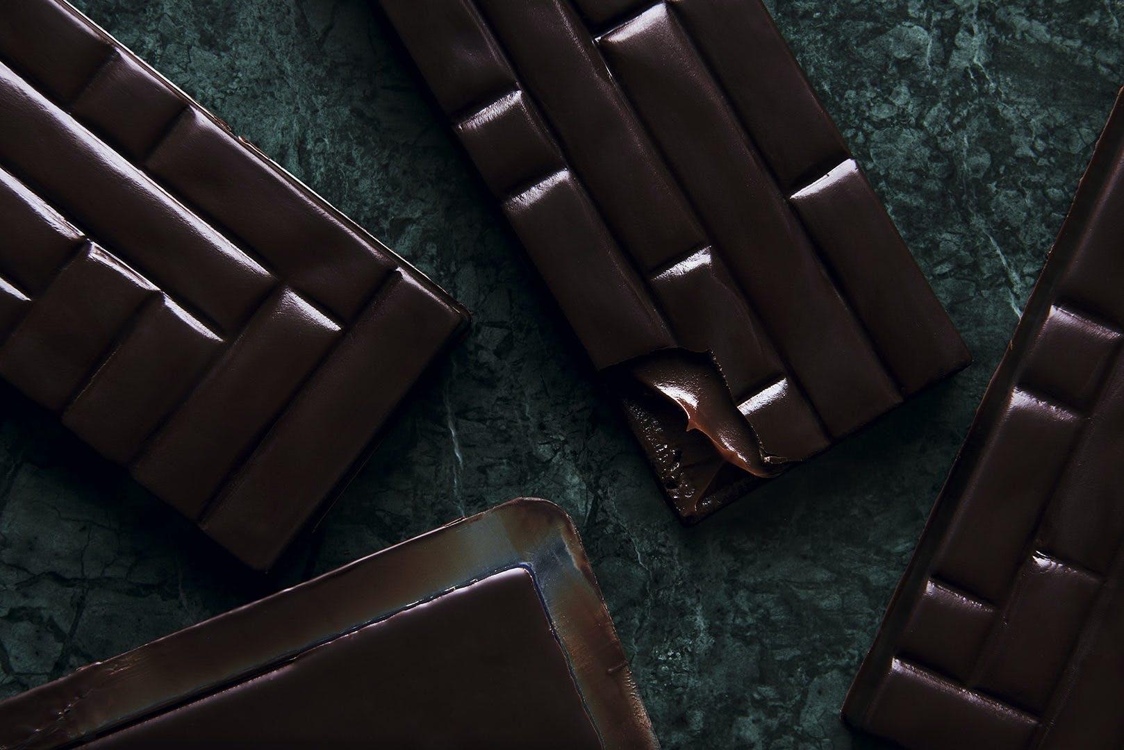 Chokolade kaffe sødt