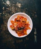 kimchi fermenteret sauerkraut