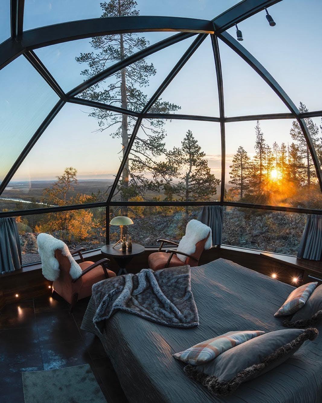 Hotel værelse luksus iglo