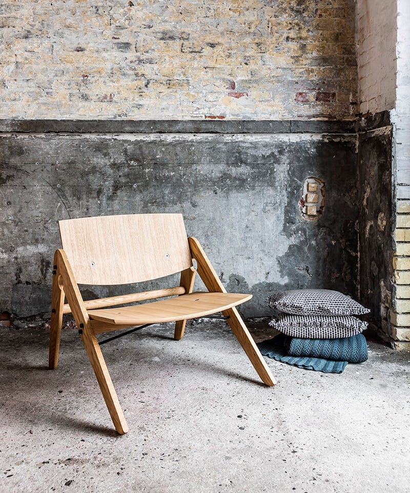 we do wood komplett lounge chair