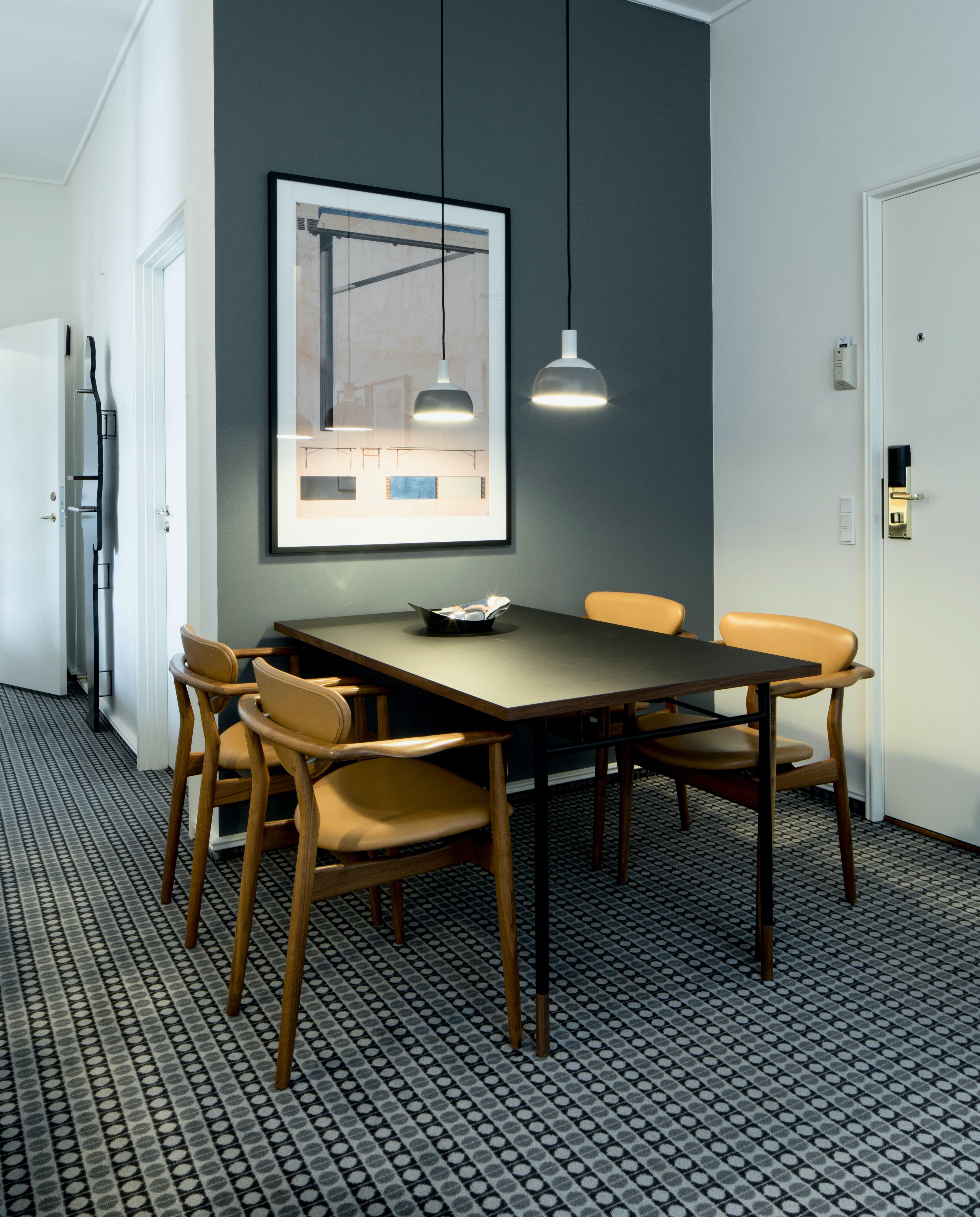 Spisebord suite hotel