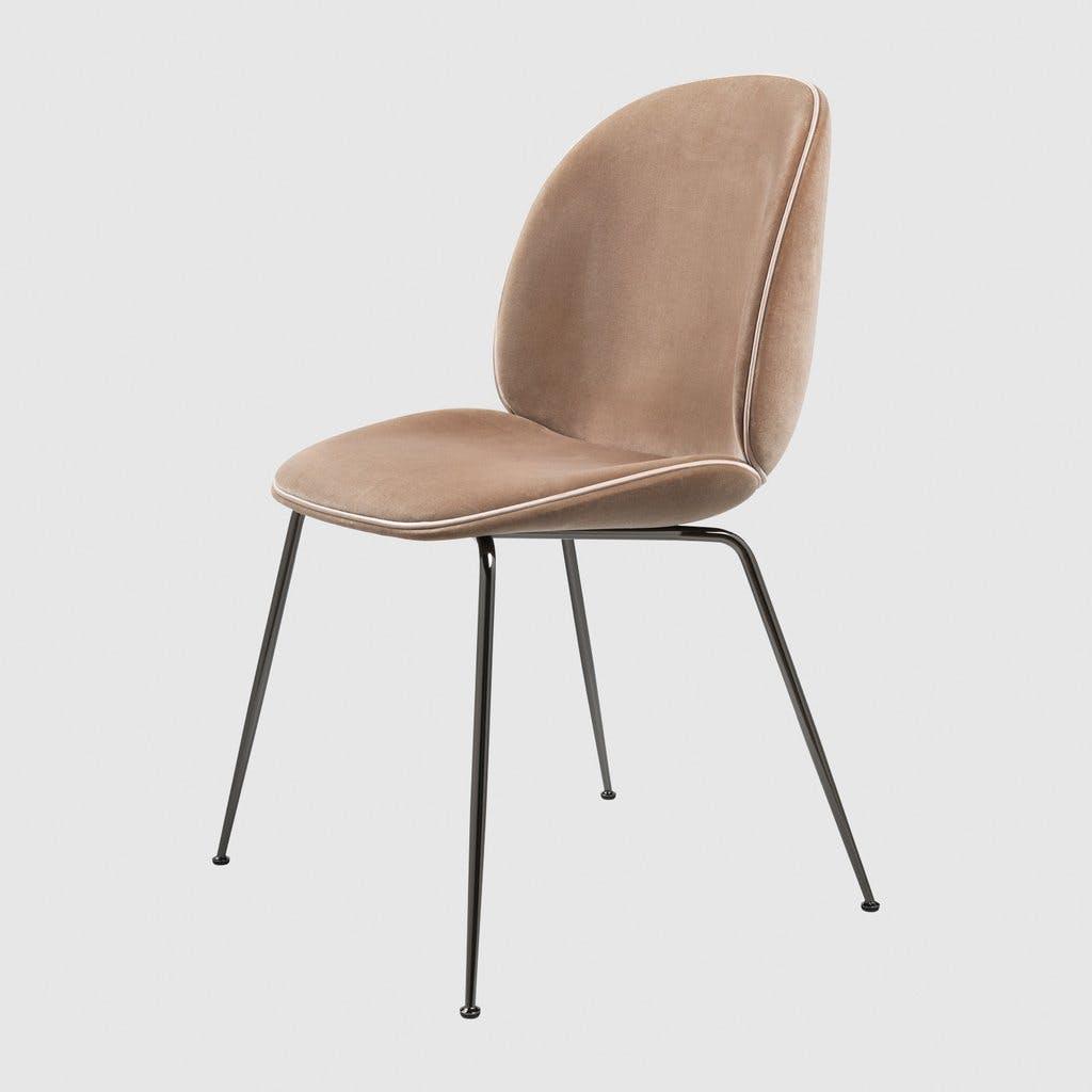 gubi beetle spisebordsstol dining chair stol