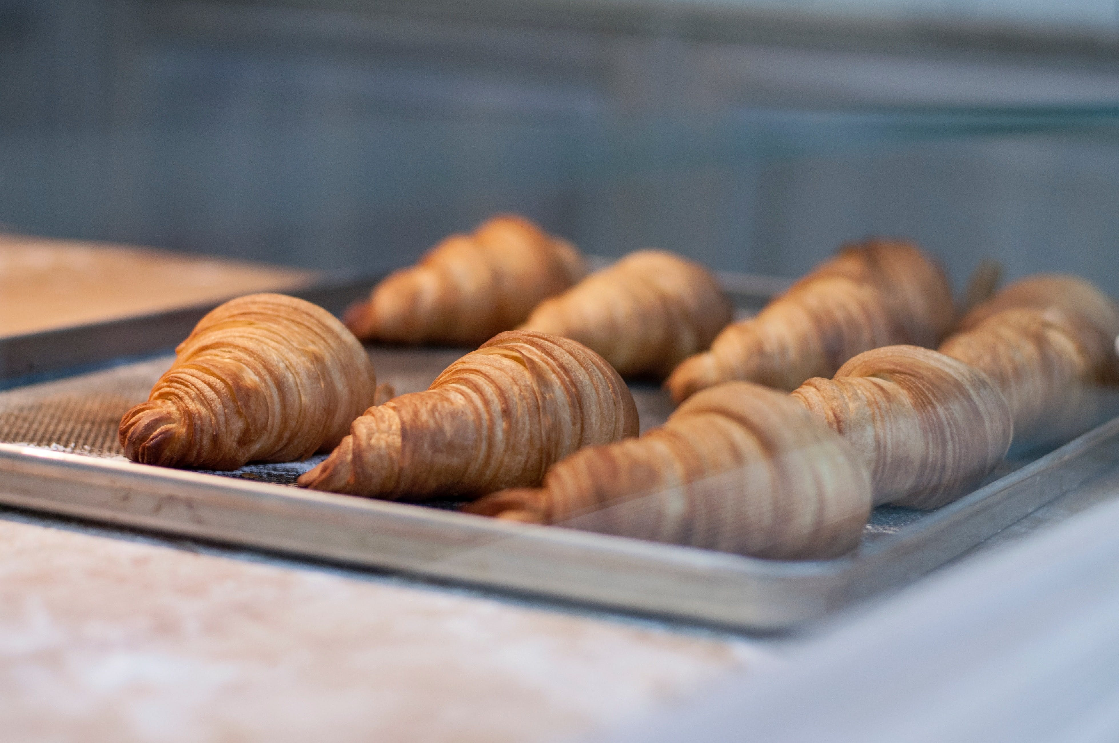 Bageri croissant bager