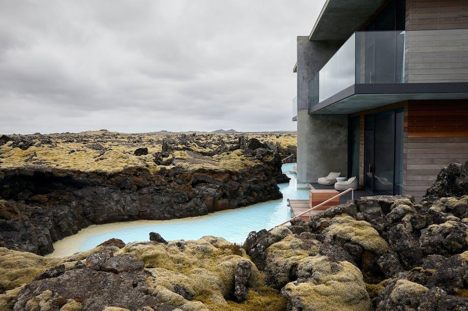 hotel island retrat luksus