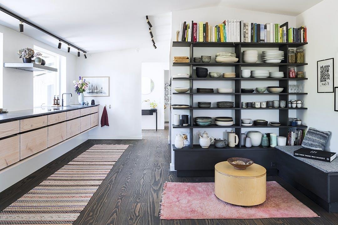 Køkken køkkenalrum
