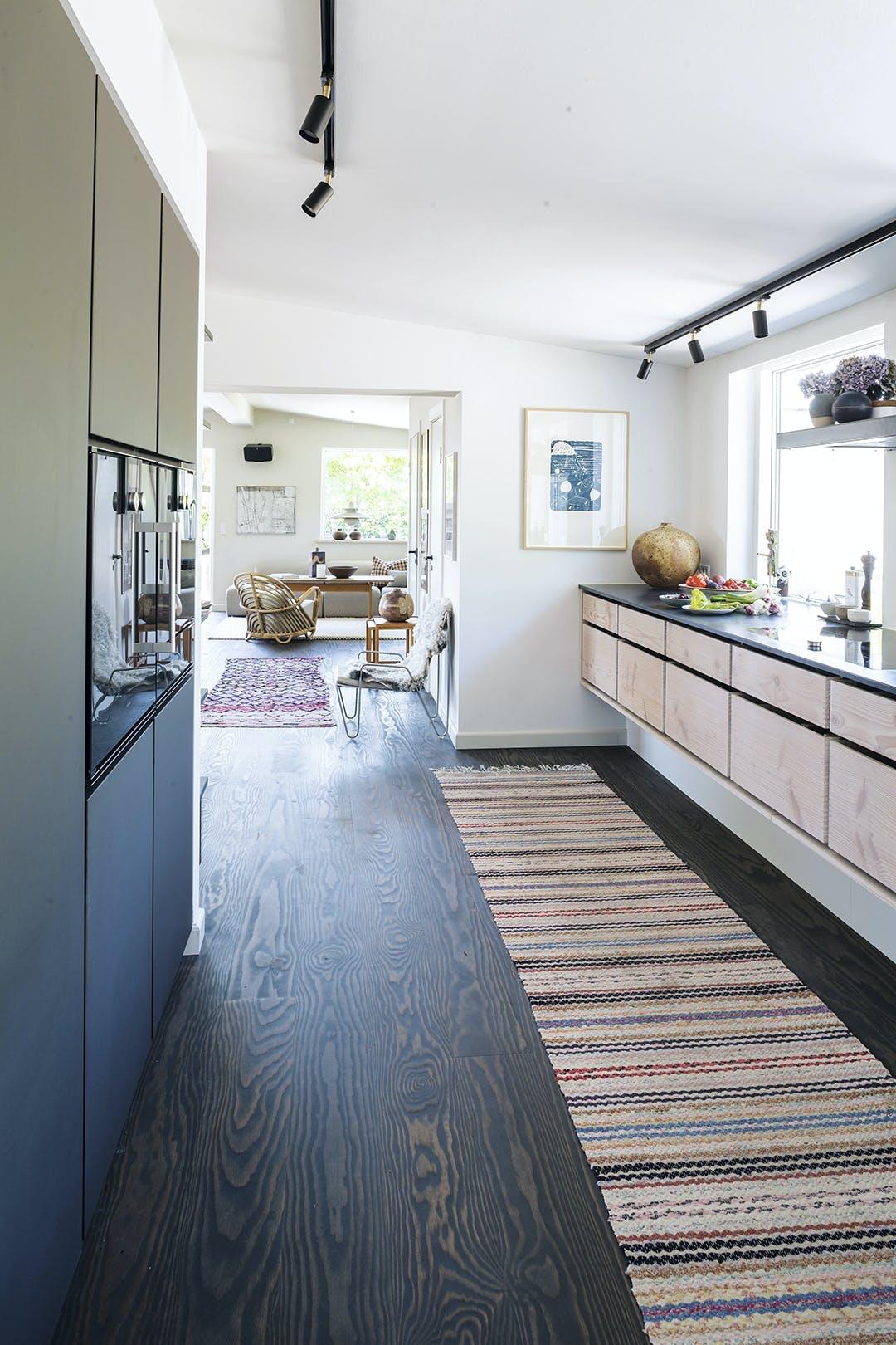 køkken alrum stue