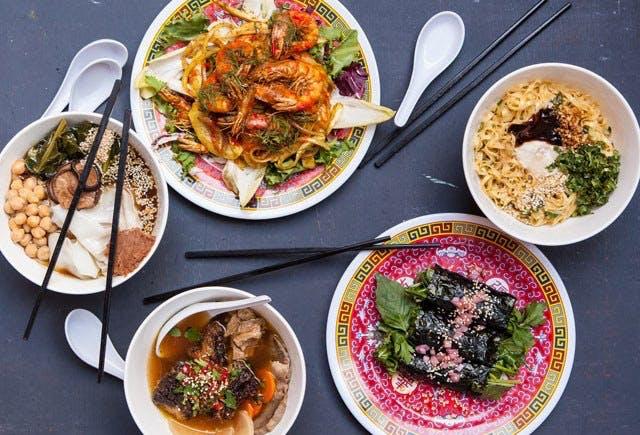 Mission Chinese Food restaurant kinesisk københavn