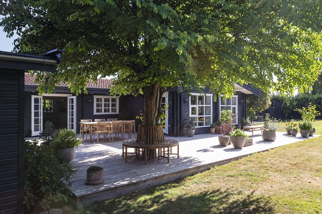 Sommerhus nordsjælland træhus