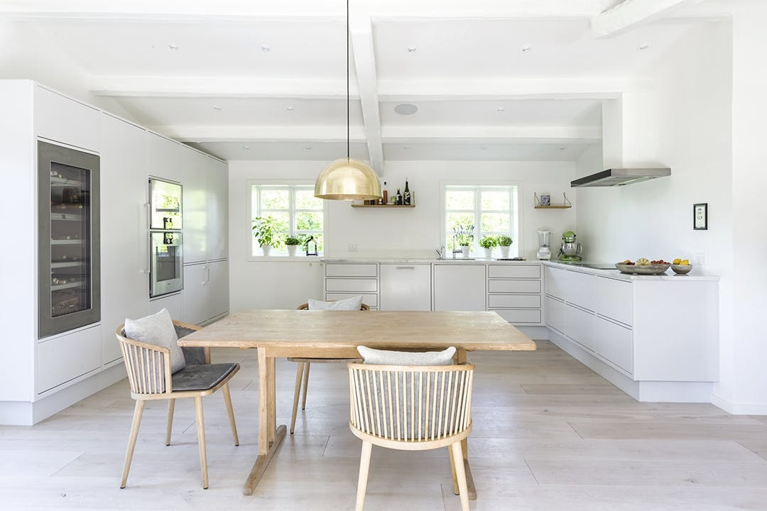 Spisebord køkkenalrum spisebord