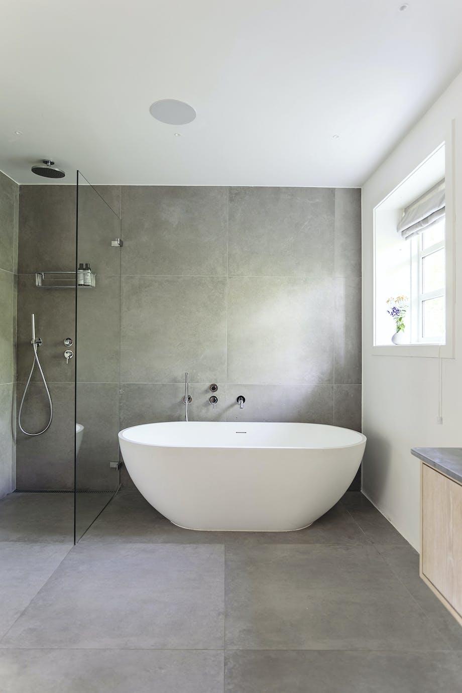 Badeværelse bad badekar