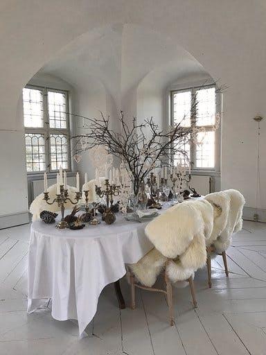 ellen hillingsø julebord dronninglund slot