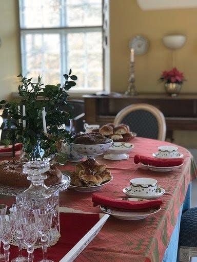 bodil jørgensen julebord juleudstilling dronninglund slot