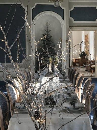 Jesper Høvring julebord juleudstilling dronninglund slot