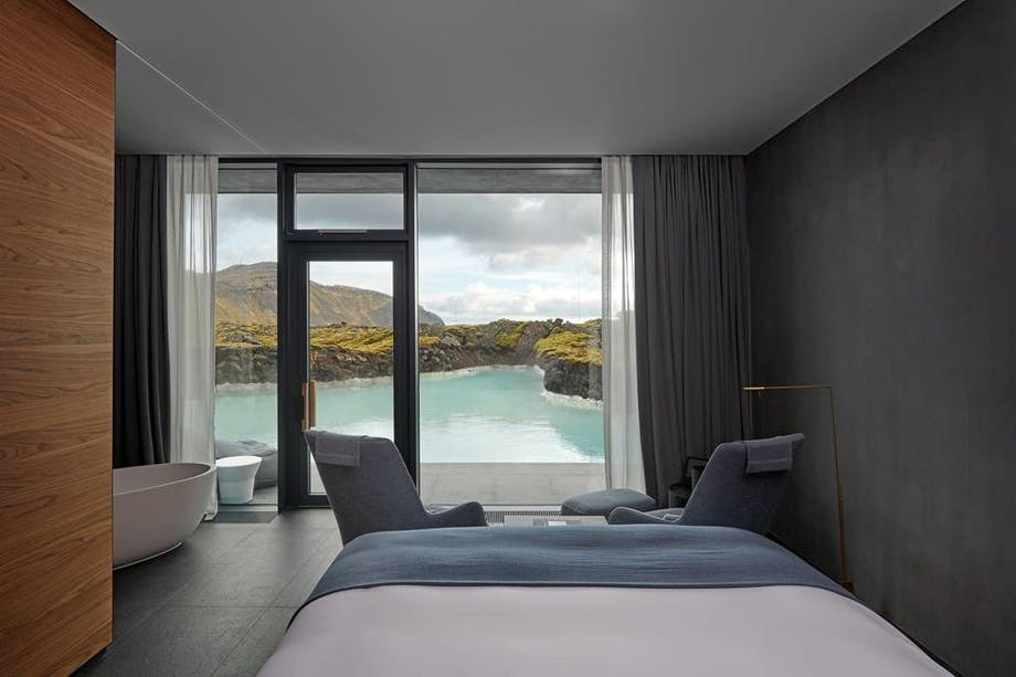Hotel luksus Island