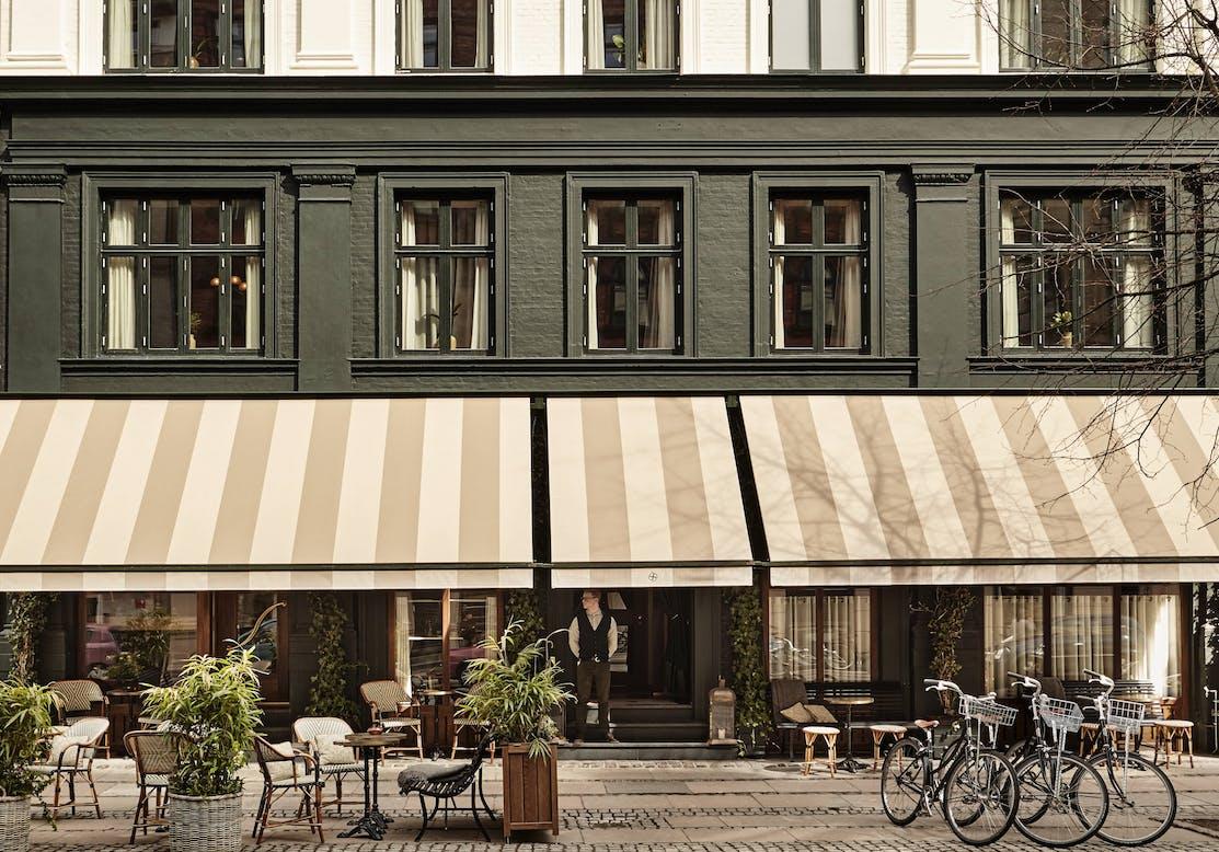 Lille dansk hotel høster store priser