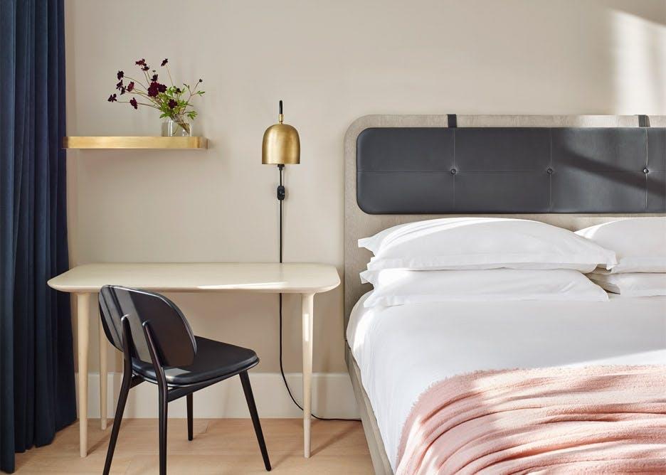 hotel luksus indretning