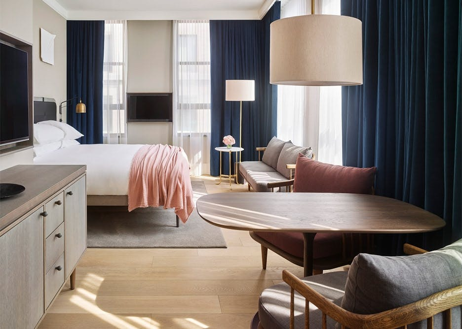 Hotel NYC luksus