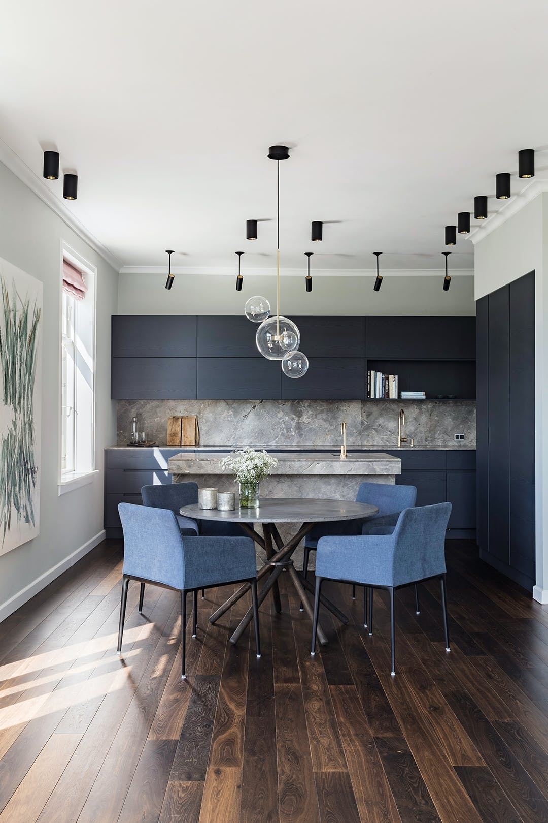 køkken boform marmor spisestue