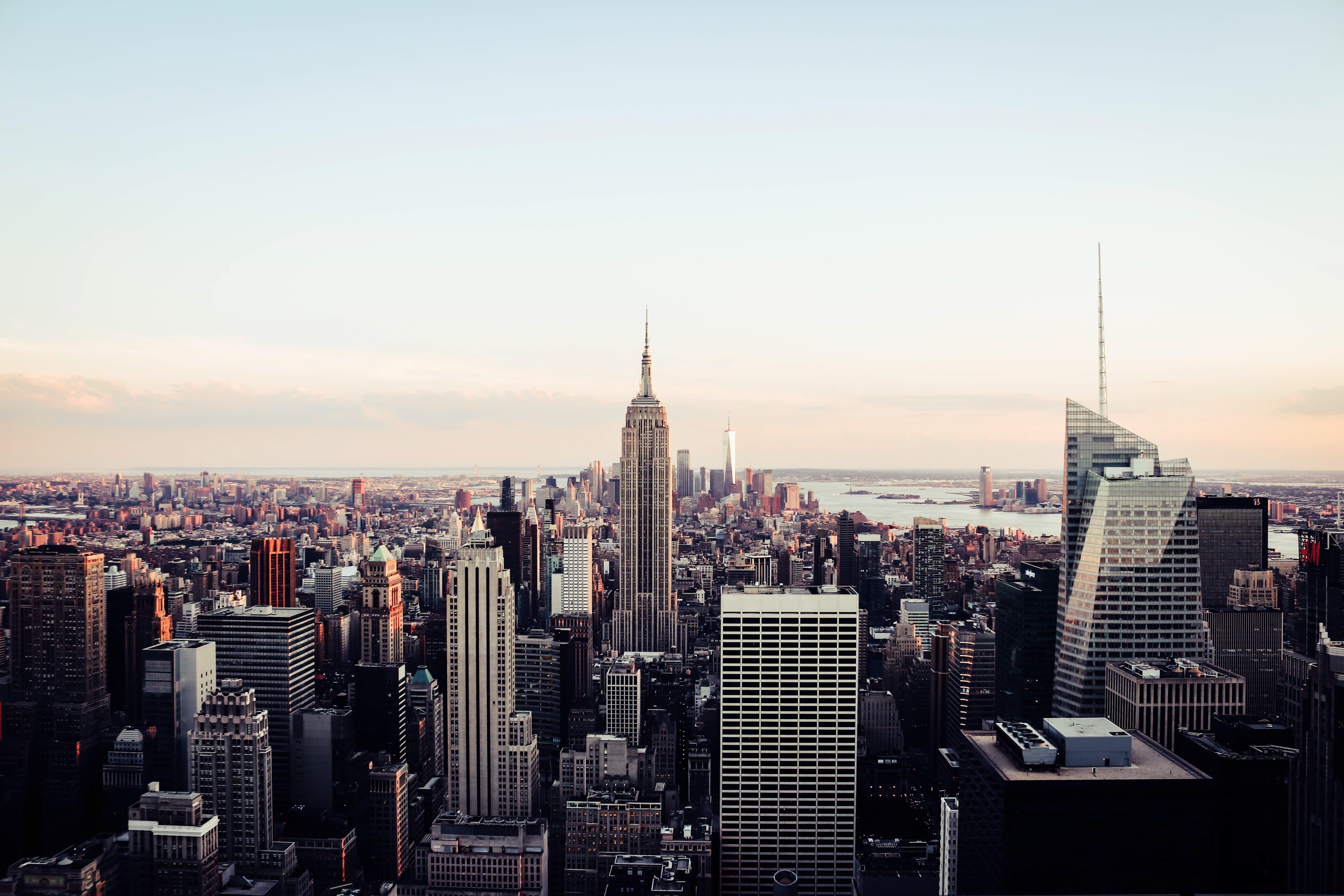 newyork nytår storby