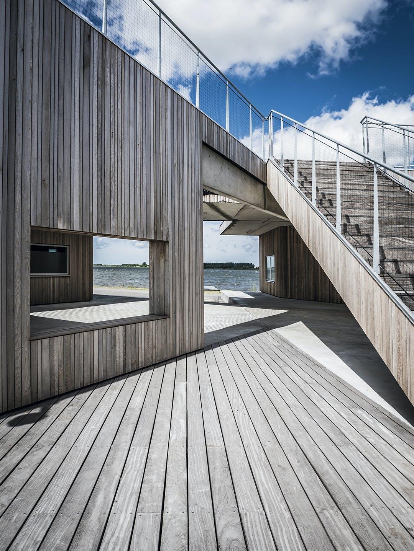 Arkitektur aalborg havn