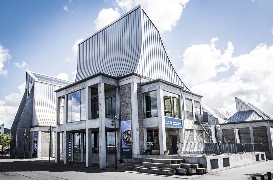 Arkitektur restaurant aalborg