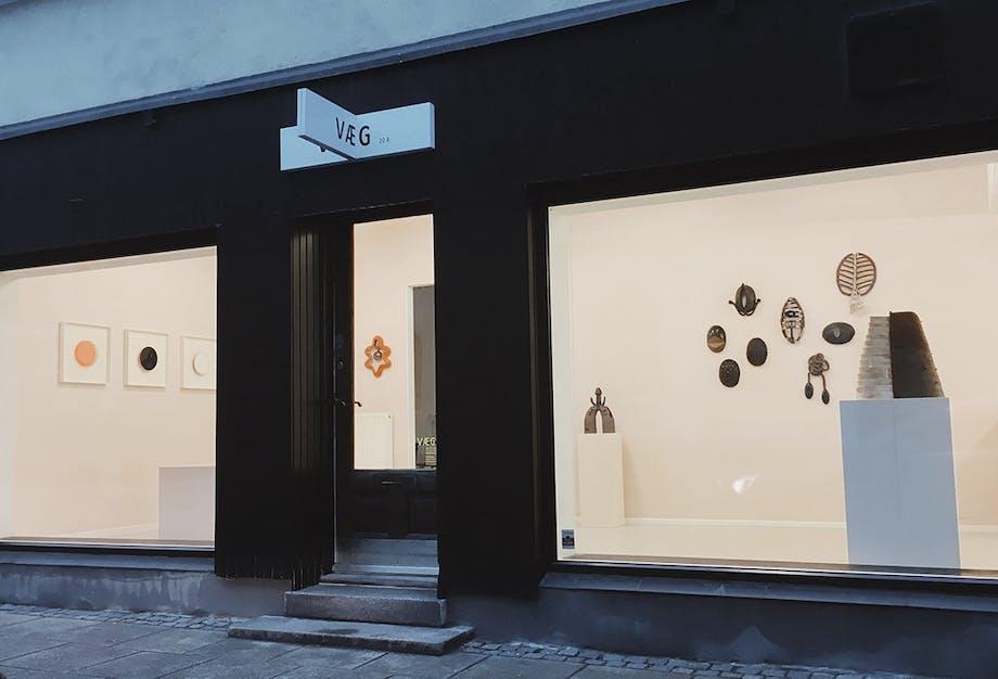 galleri butik bygning
