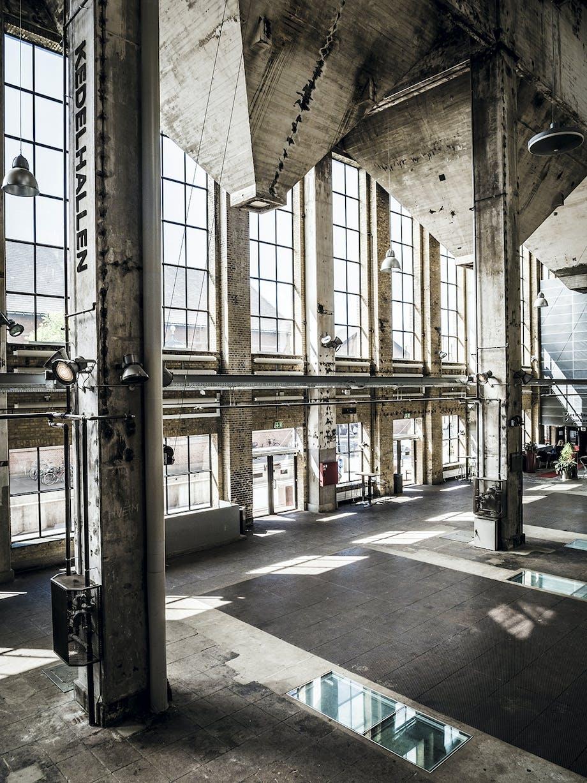 industribygning aalborg