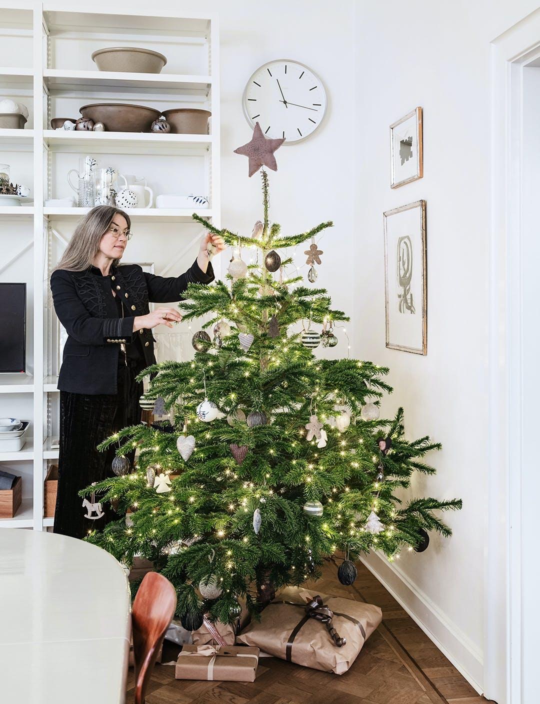 susanne rützou jul design juletræ