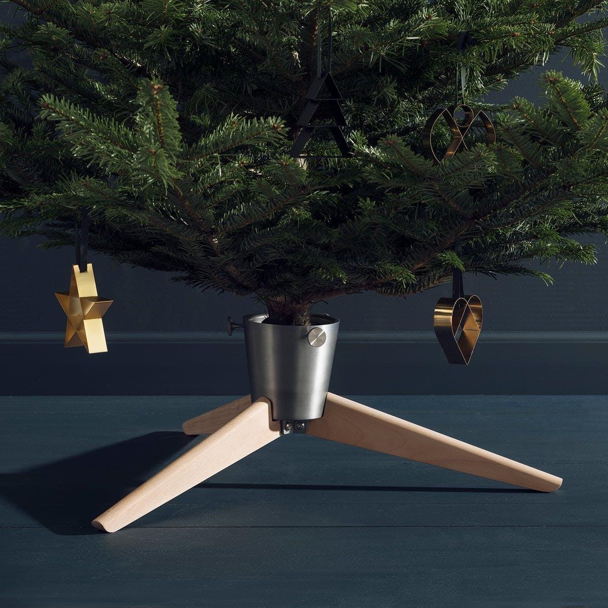 juletræsfod design stelton