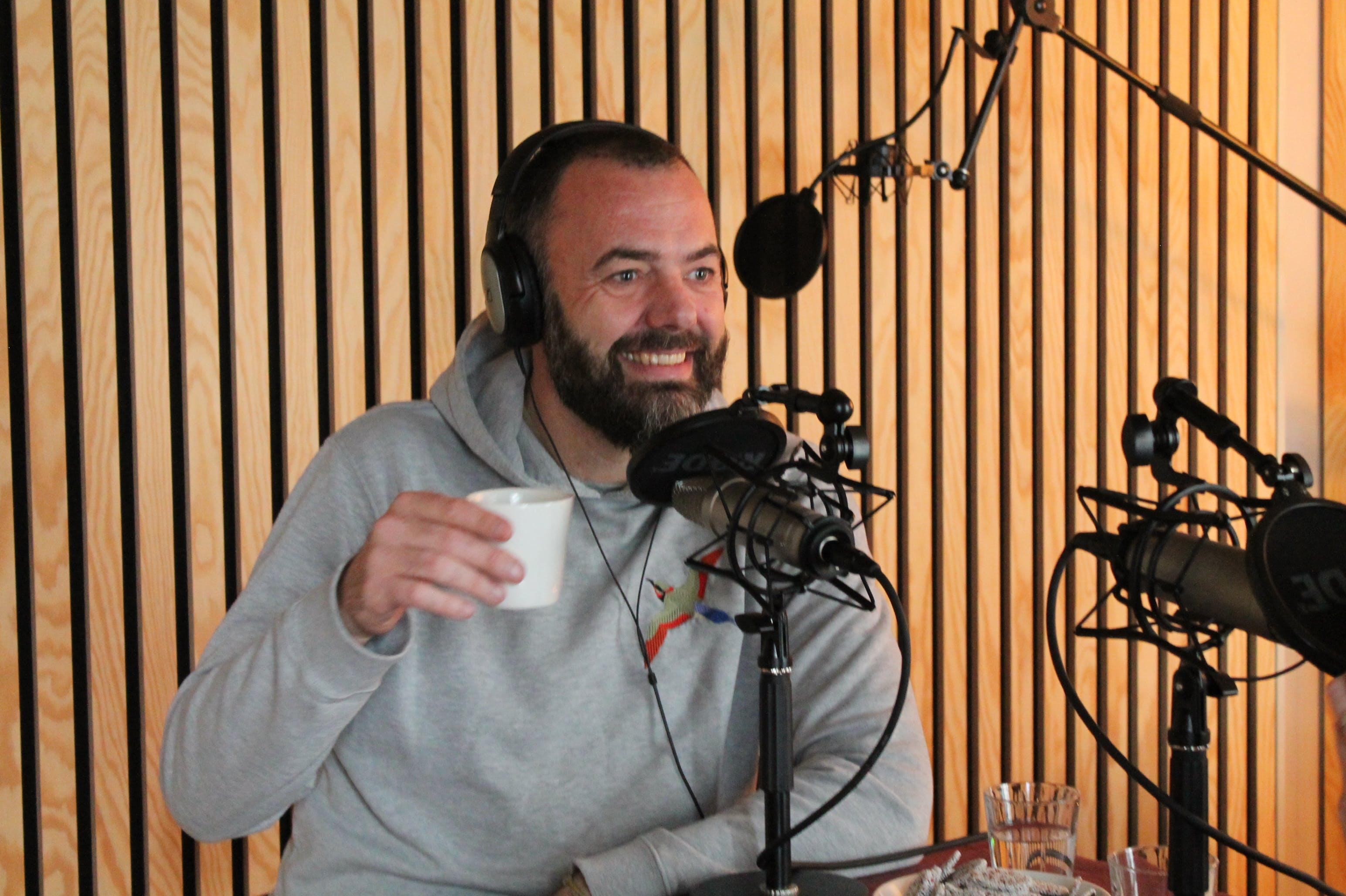 BO BEDRE jule podcast Bo Bech