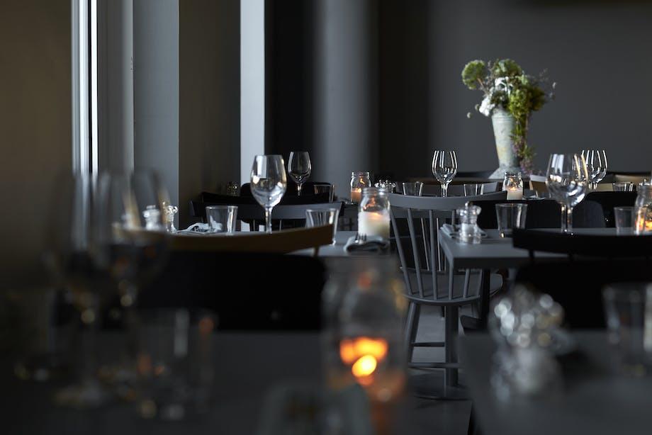 restaurant middag nytår