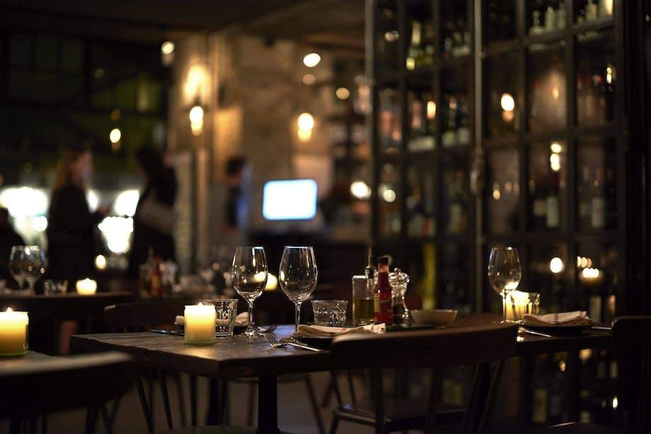restaurant nytår middag