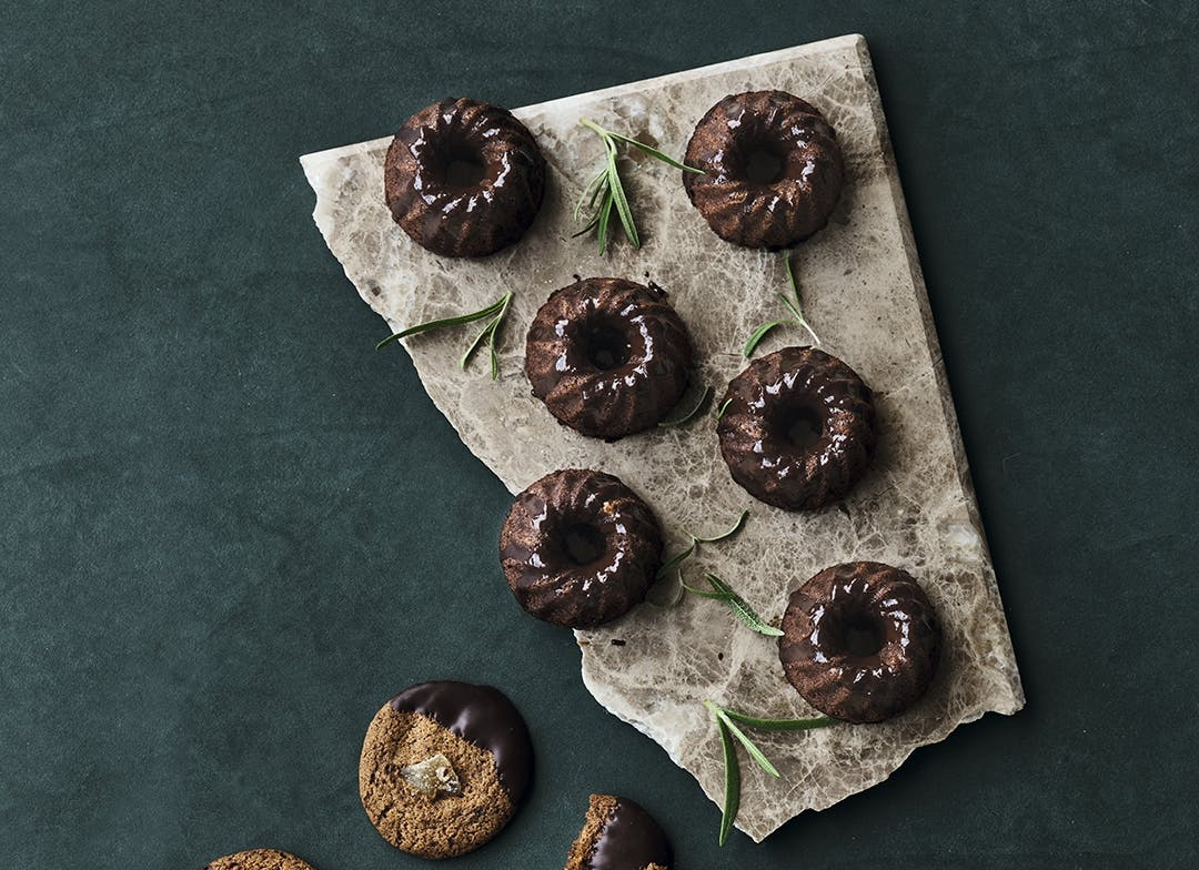 chokoladekager jul opskrift