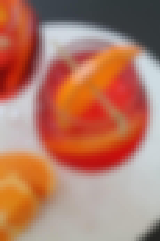 en orange cocktail