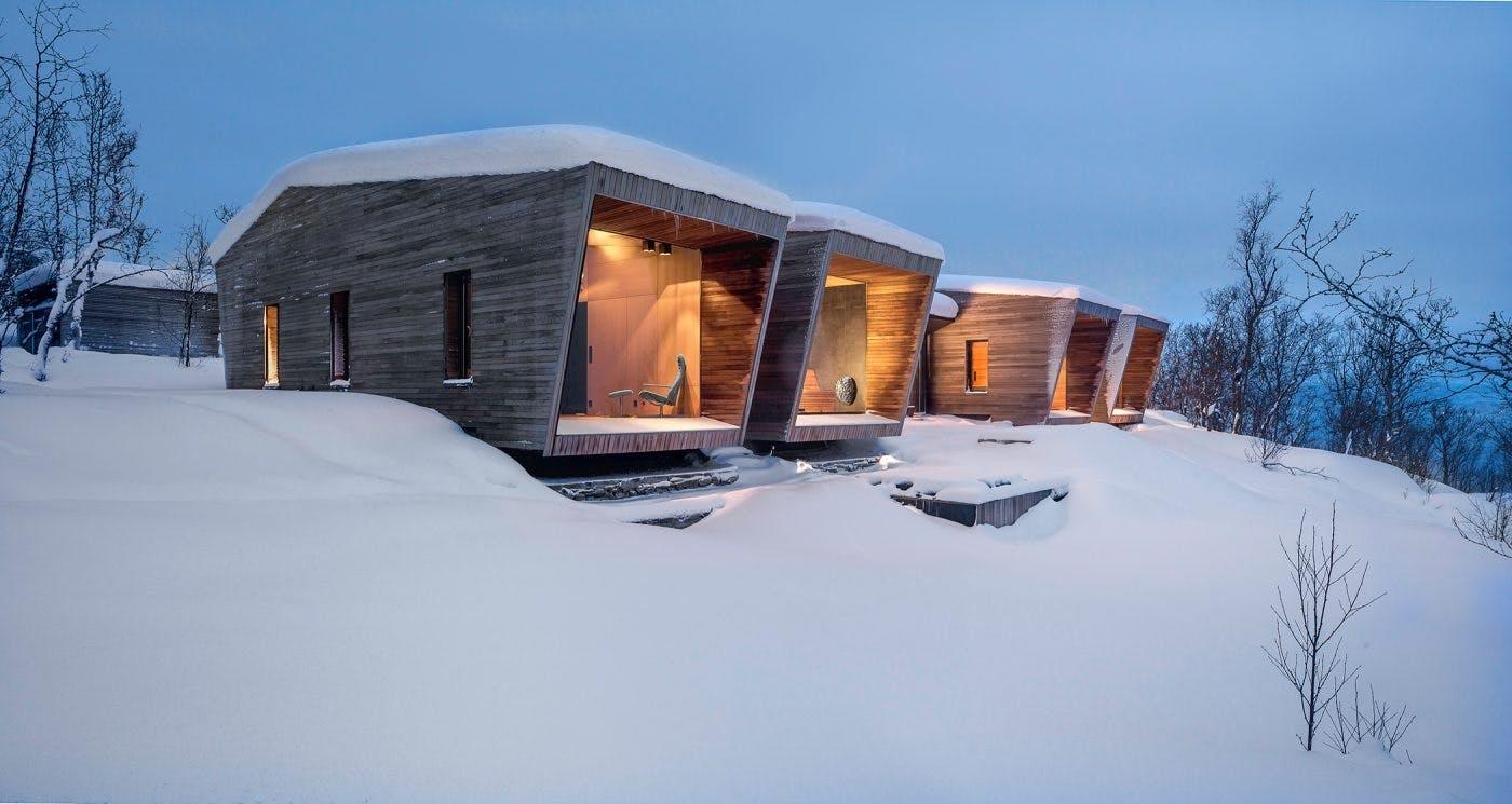arkitektur norge natur