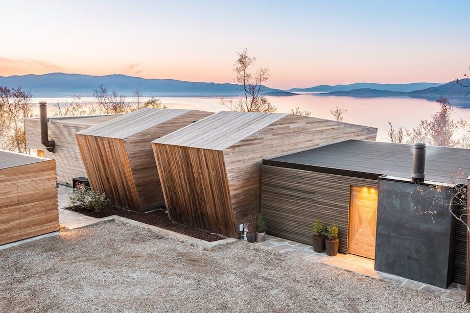 norge udsigt arkitektur