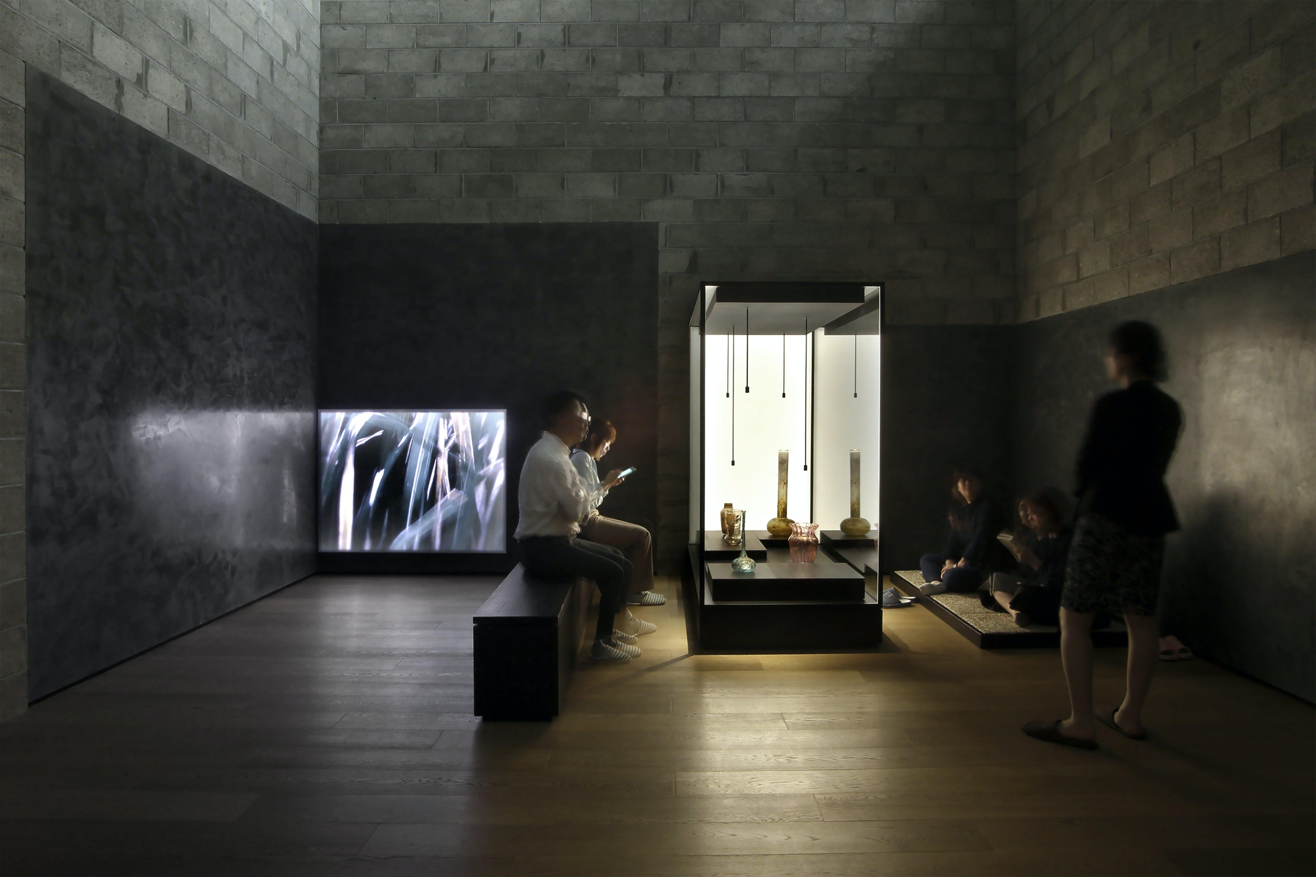 JAC Studio kunst installation