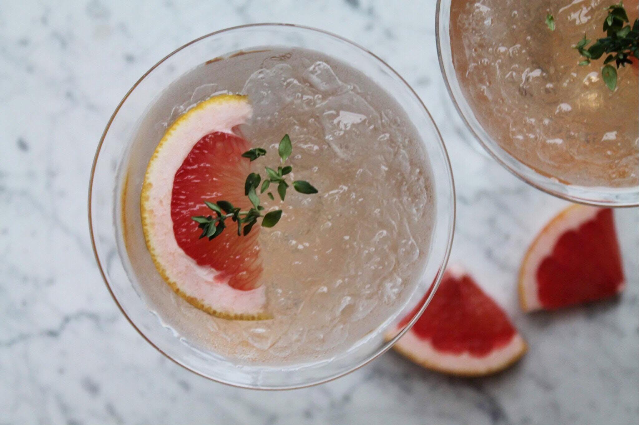 nytår cocktail drink