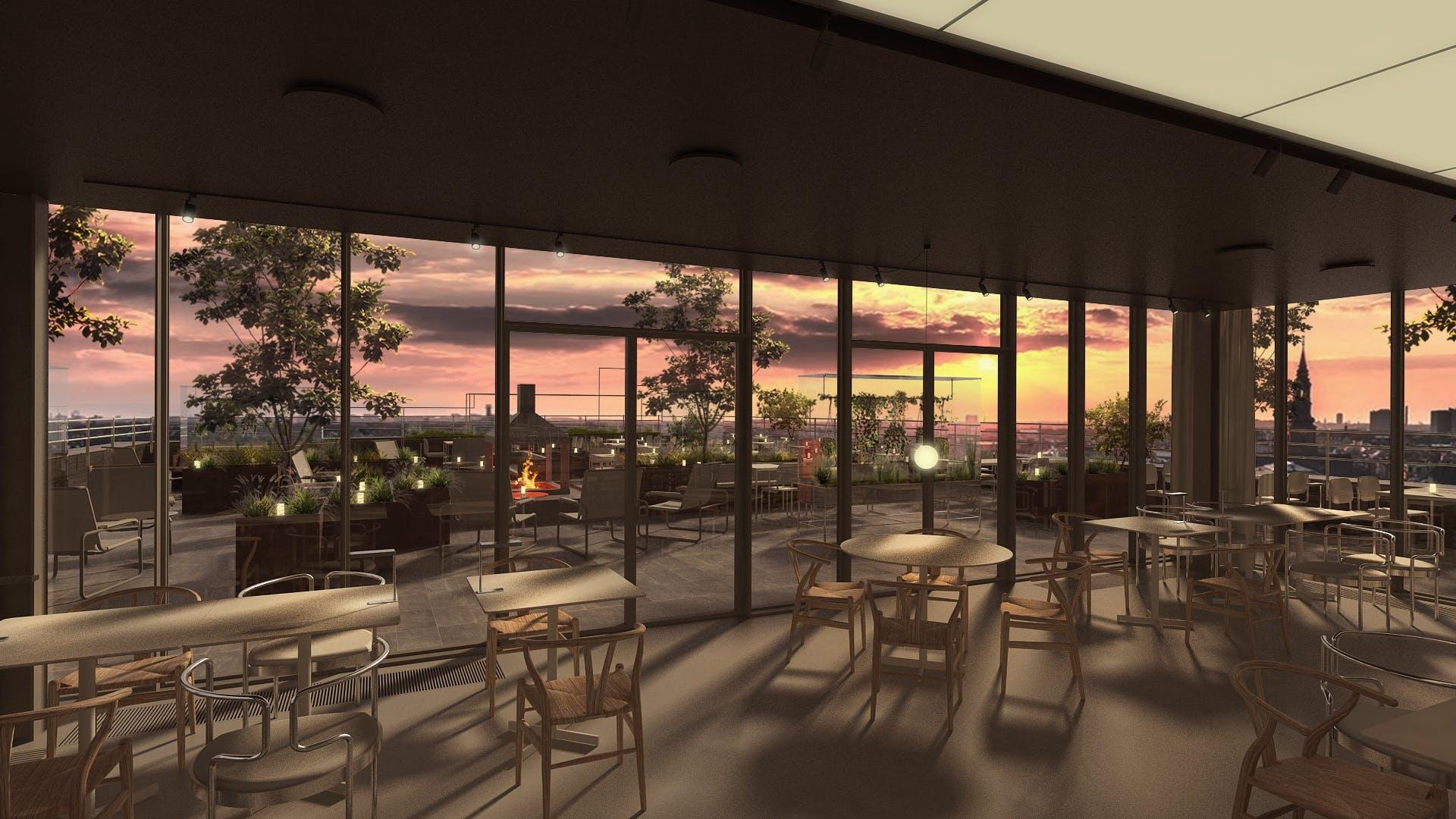 tramonto restaurant københavn carlsberg hotel ottilia