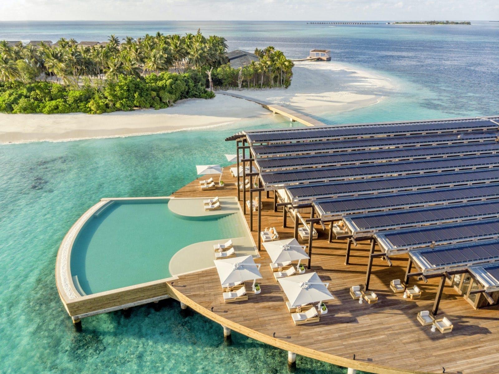 Kudadoo Maldives retreat maldiverne hotel