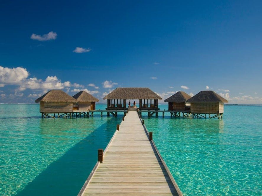 conrad muraka underwater hotel maldiverne