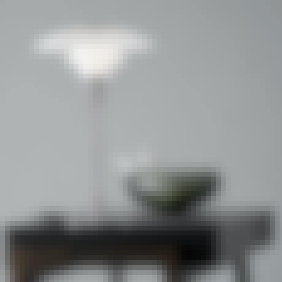 Klassisk lampe fra Louis Poulsen