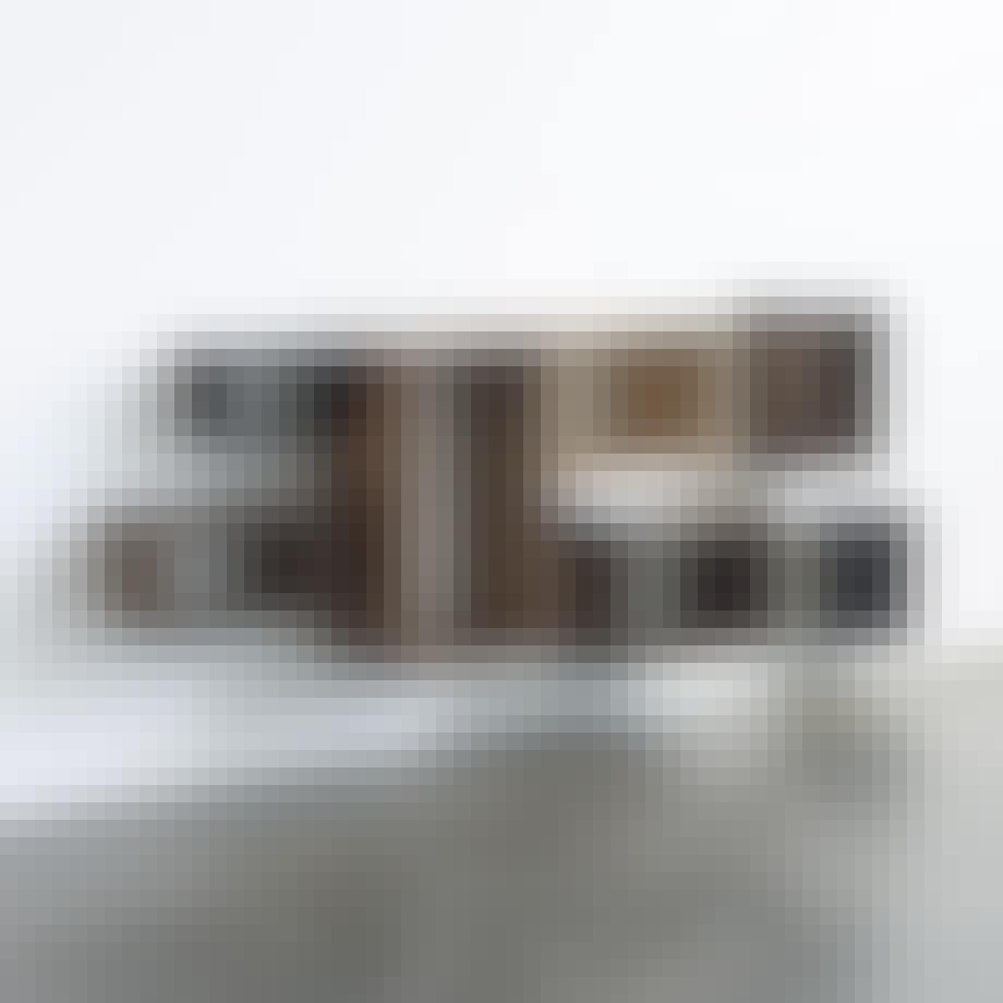 Mater boks hylle system