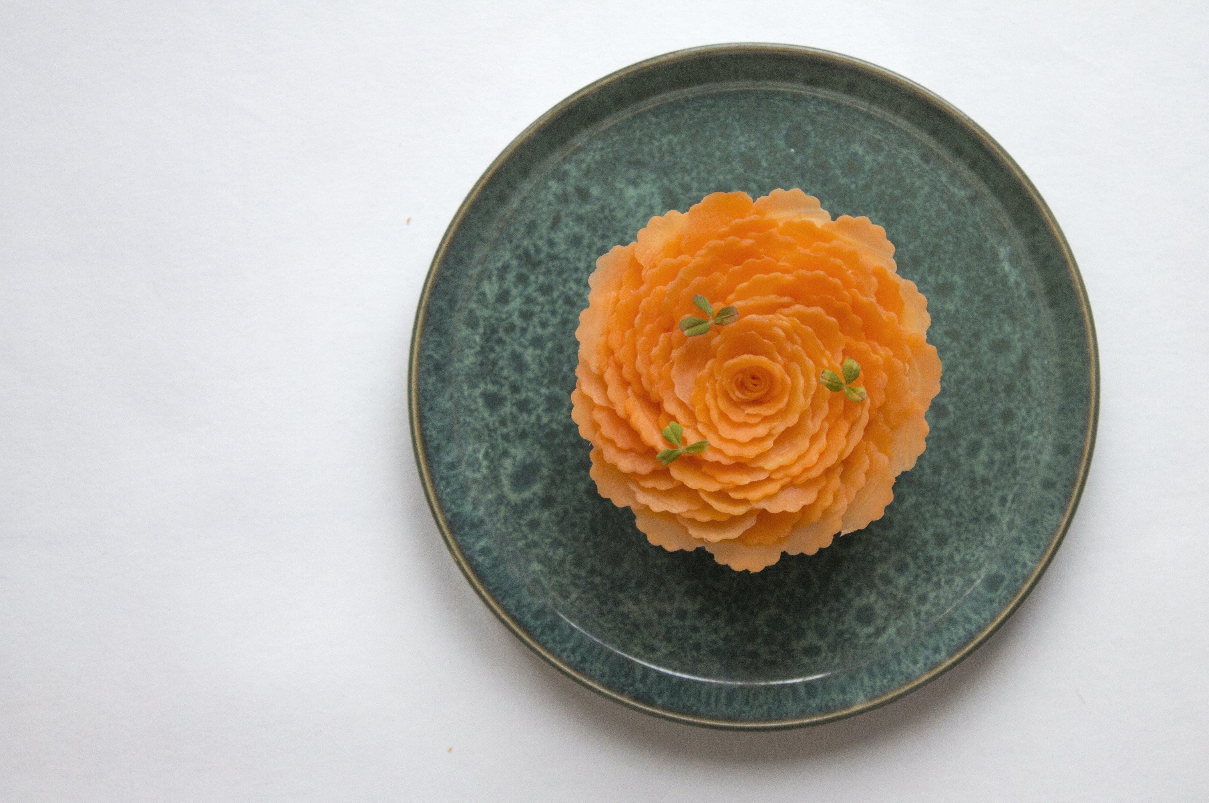 gulerodskage flødeostcreme