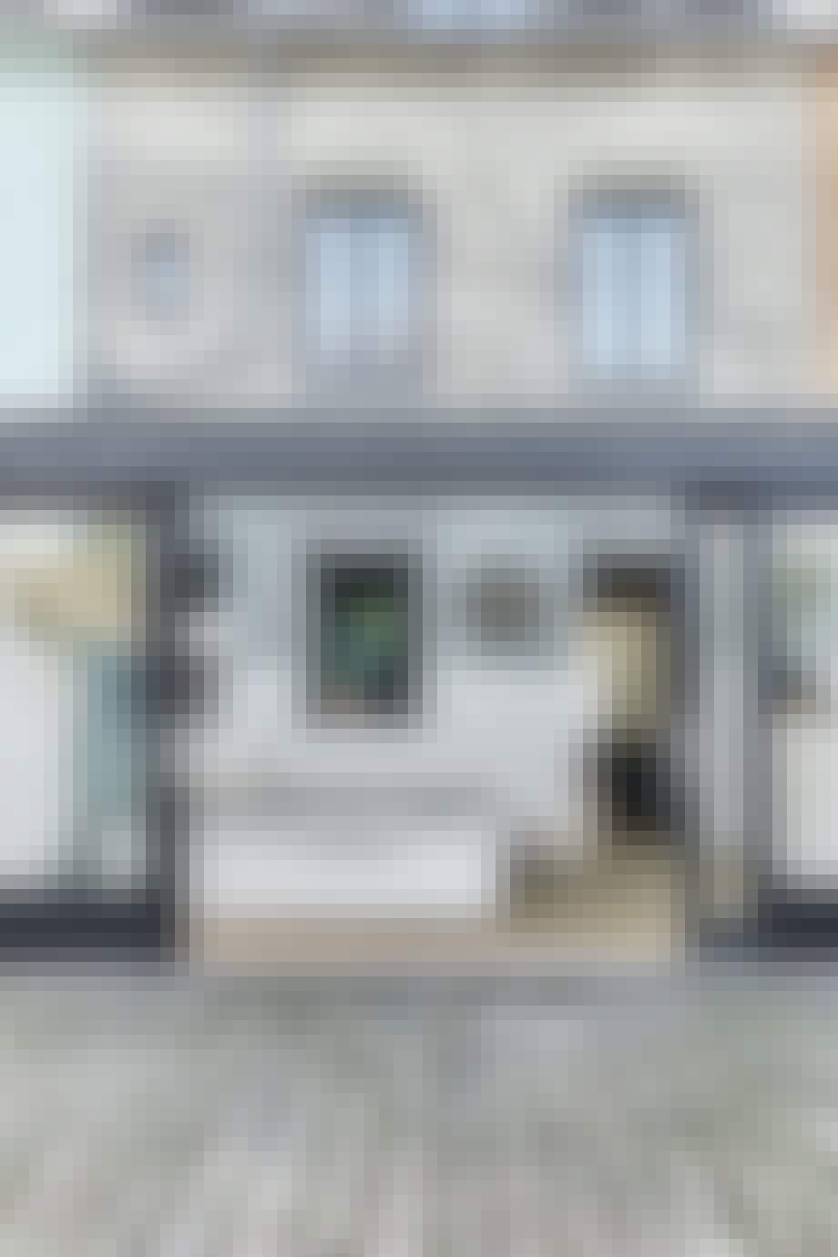 Byhus på Østerbro