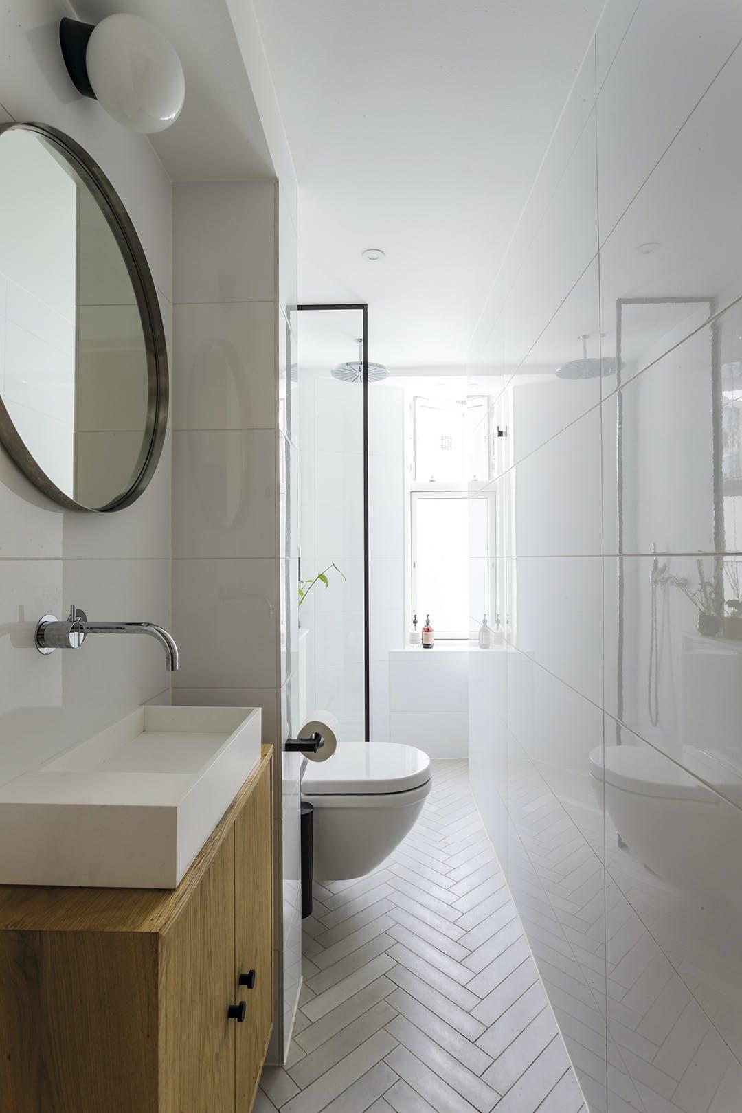 Det lille badeværelse