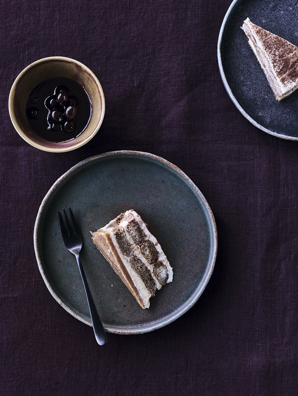 Cheesecake a la tiramisu